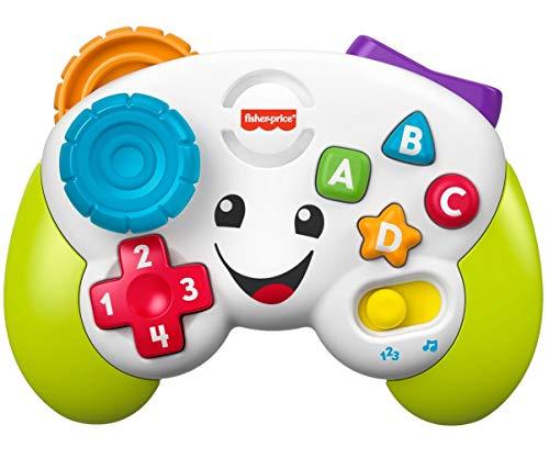 Fisher-Price Laugh & Learn Game & Controller, Multicolor Multi