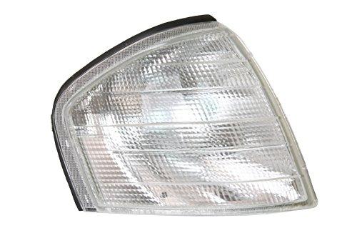 Mercedes C280 Turn Signal (URO Parts 202 826 1243C Clear Right Turn Signal)