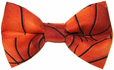 Basketball Bow and Bow Tie