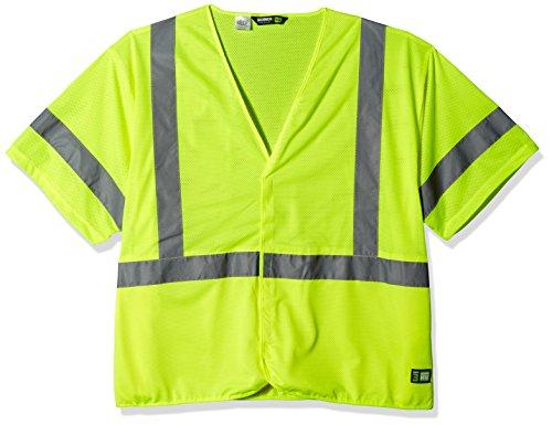 Berne Mens Hi Visibility Multi Color Vest product image