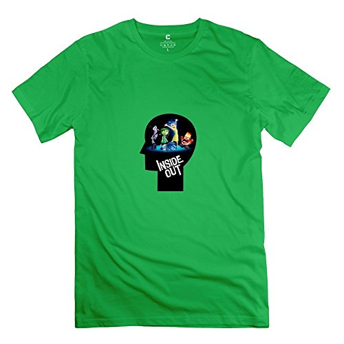 inside-out-crazy-o-neck-forestgreen-shirt-for-adult-size-xl
