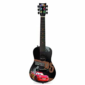 Disney Pixar Cars–Rayo McQueen para guitarra acústica