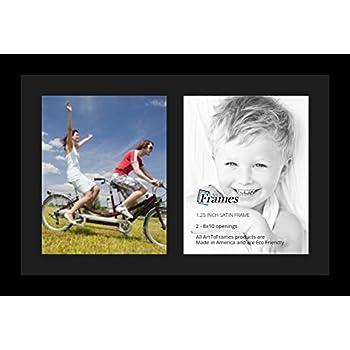 Amazon.com - MyBarnWoodFrames - Lightly Distressed Collage 2 8x10 ...