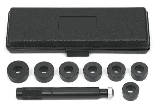GearWrench 31430 9 Piece Bushing Remover/Installer Set 1-5/8'' to 1-3/4''