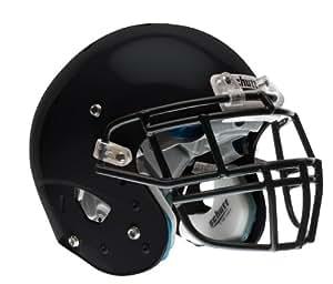 Schutt Youth AiR XP Football Helmet without Faceguard (Black, Small)