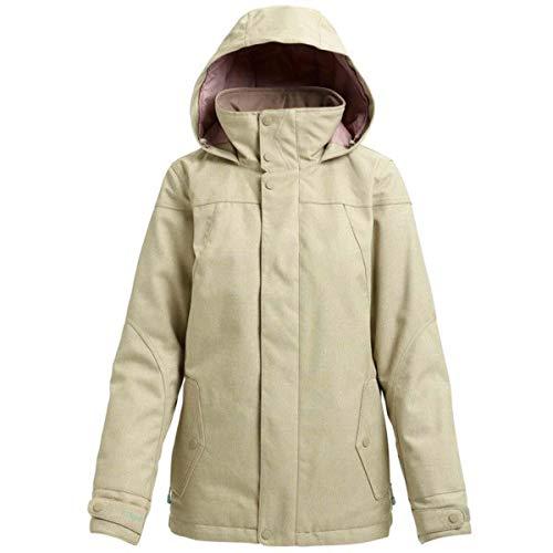 (Burton Women's Jet Set Jacket, Hawk Heather,)