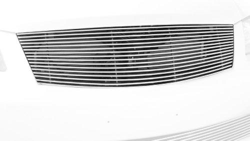 (TRex Grilles 20738 Horizontal Aluminum Polished Finish Billet Grille Bolt-on for Infiniti M35 M45)