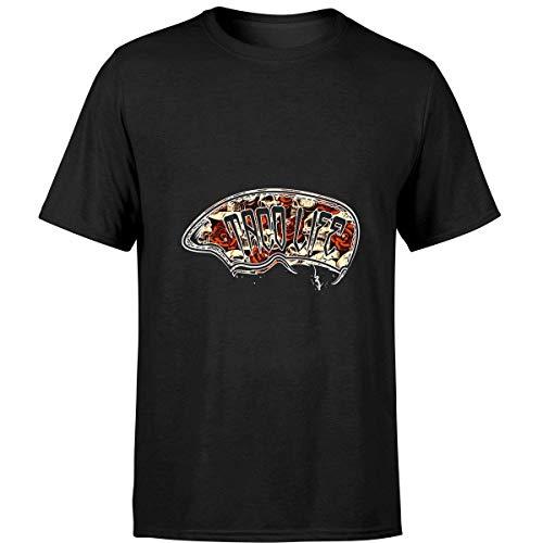 91District Taco Life Tshirt Funny Thug Gangsta Mexican Food Tee (Unisex T-Shirt/Black/L) -