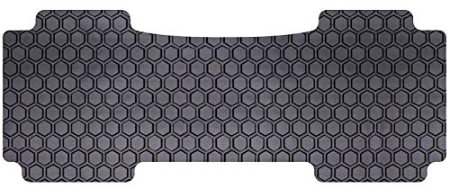 Intro-Tech TO-834-RT-B Hexomat 1 pc. Second Row Custom Fit Floor Mats for Select Toyota C-HR Models ()