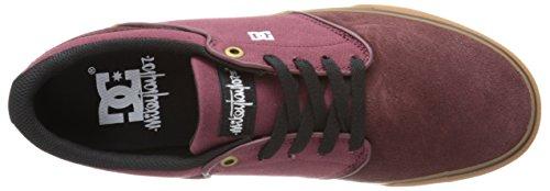 Mikey Vulc Burgundy Signature 10 Dc Taylor M Skate Men's Us Burgundy Shoe Oqx5wT