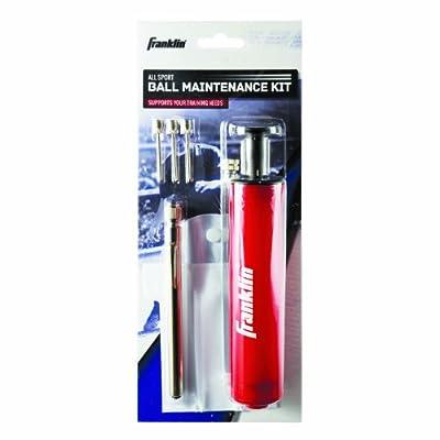 Ball Maintenance Kit: Pump, Needles & Pressure Gauge