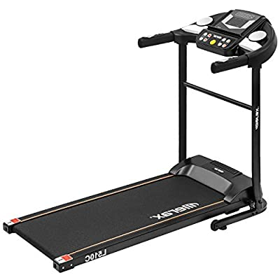 Merax L510C Easy Assembly Folding Electric Treadmill Motorized Running Machine