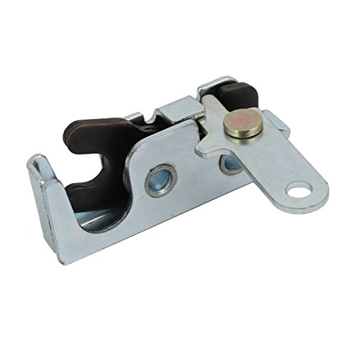 - uxcell Door Panel Metal Concealed Rotary Latch Lock Right Hand Silver Tone