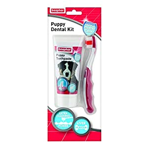 Beaphar Puppy Dental Kit 8