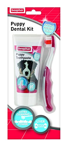 Beaphar Puppy Dental Kit 1