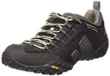 Merrell Intercept, Zapatillas para Hombre, Negro (Smooth Black), 48 EU