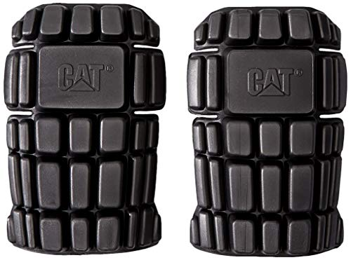 Caterpillar Knee Pads, Black, One Size (Knee Pads Pants)