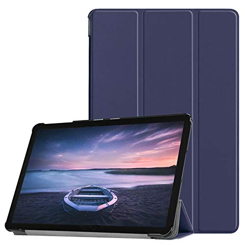 se for 2018 Samsung Galaxy Tab S4 10.5'' T830 T835 SM-T830 SM-T835 Tablet Case Cover (Dark Blue) ()