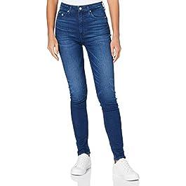 Calvin Klein Jeans Women's Straight Jeans