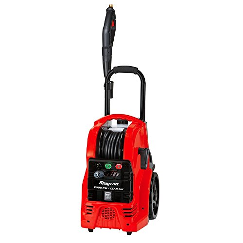 Snap-On 870785 2000 PSI Electric Pressure Power Washer with Built-in Hose Reel