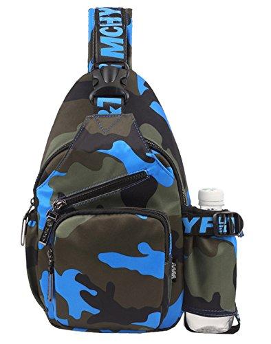 Camo Rope Bag - 7