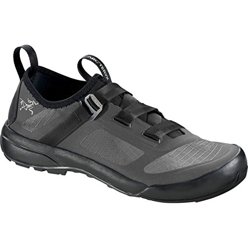 Arc'teryx Arakys Approach Shoe - Men's Light Graphite/Graphite, US 7.0/UK 6.5 -