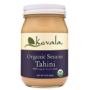 Kevala  Organic Sesami Tahini, 16 Ounce