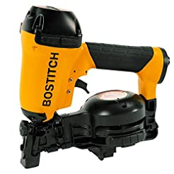 BOSTITCH Coil Roofing Nailer, 1-3/4-Inch...