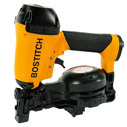 Bostitch RN46-1 ¾ Inch to 1 ¾ Inch Coil Roofing Nailer