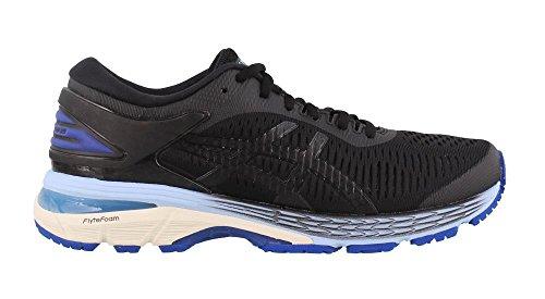 Azul Gel 25 Asics Zapatillas Asics de Negro Kayano running PwtpqTx8p
