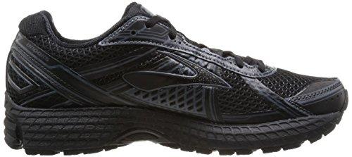 Brooks Mens Adrenaline GTS 15 Running Shoe, Black / Anthracite Black/Anthracite