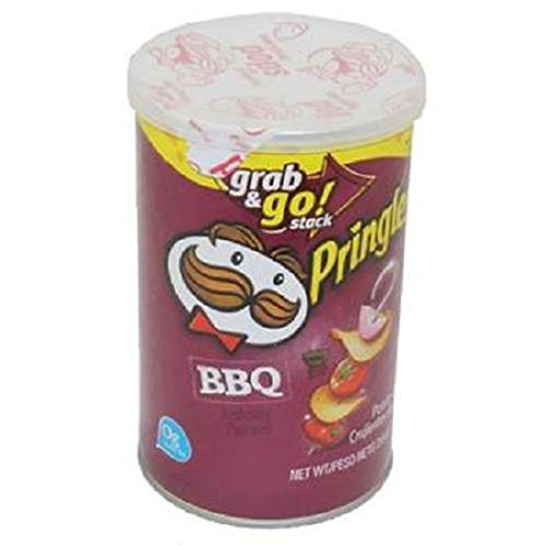Product Of Pringles, Grab & Go - Bbq Medium, Count 1 - Chips / Grab Varieties & Flavors by Product Of Pringles (Image #1)