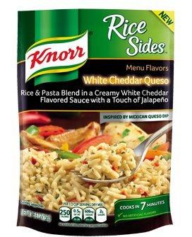 Cheddar Rice - 6