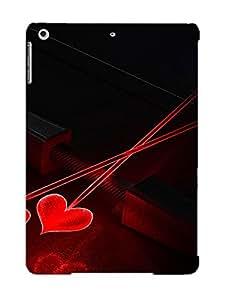 Pretty XTAVOyH2757KBnfL Ipad Air Case Cover/ Neon Hearts Series High Quality Case