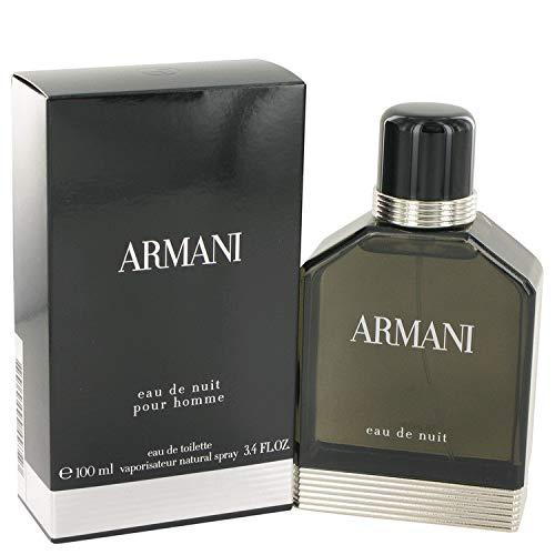 Giorgio Armani Armani Eau De Nuit Eau De Toilette Spray For Men - Giorgio Deodorant After Shave