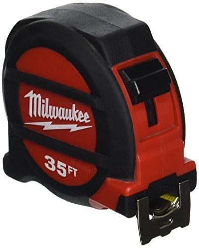 Tape Measuring Mag (Milwaukee Electric Tool 48-22-5136 Non-Mag Tape Measure, 35' by Milwaukee Electric Tool)