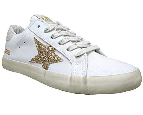 designer fashion 4d018 0b08a Mujer Temps Deporte De Zapatillas Des Lona Le Cerises azqg67