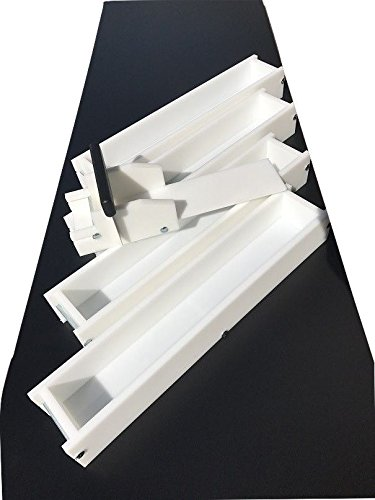 Lot of 4 HDPE Soap Loaf Making Molds and Soap Cutter 6-7 lb ea. Outlast Silicone by GameDay Display