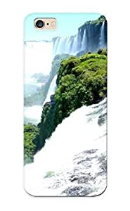 LpCcARs484DqpWl Case Cover Protector Series For Iphone 6 Plus Iguazu Falls Case For Lovers Kimberly Kurzendoerfer
