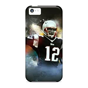 Top Quality Rugged New England Patriots Cases Covers For Iphone 5c