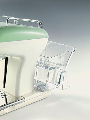 Espressomaschinen unter 200 Euro: Ariete 1389 Vintage Siebträgermaschine