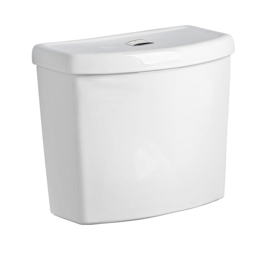American Standard 4000.204.020 Studio Dual Flush Toilet Tank Only, White by American Standard