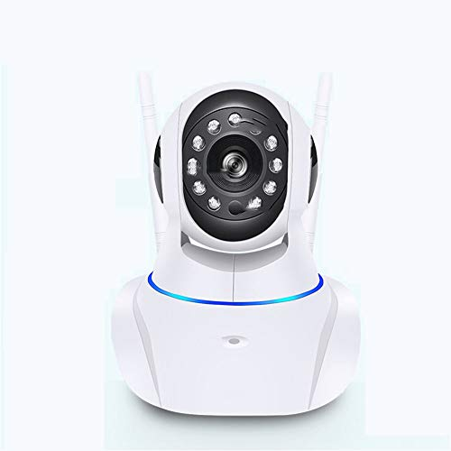 WANGKM Outdoor Wireless WiFi Surveillance Camera Waterproof Security Camera Home Monitor Ptz Voice Hd Video IP Camera for ()