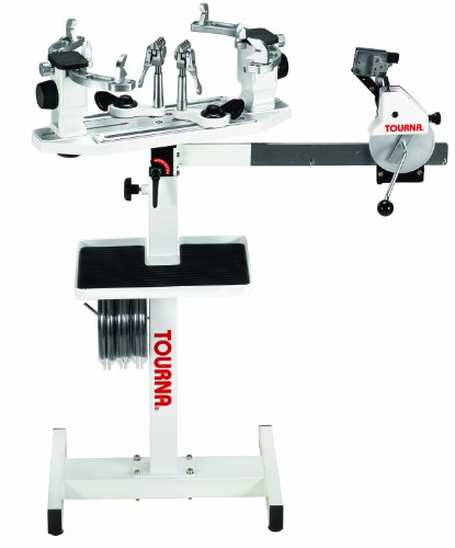Tourna 300-CS Crank Stringing Machine