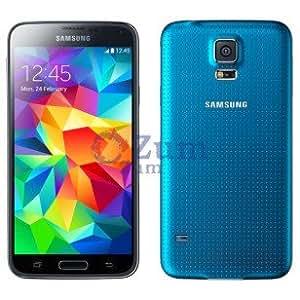 Samsung Galaxy S5 SM-G900F 16GB 4G Color blanco - Smartphone (SIM única, Android, MicroSIM, GSM, UMTS, LTE)