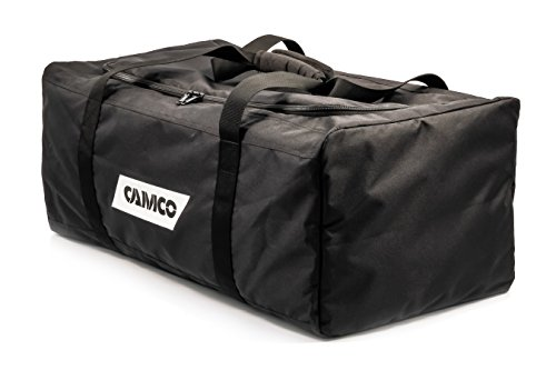 Camco 44550 Rv Stabilization Kit With Duffle Carrying Bag