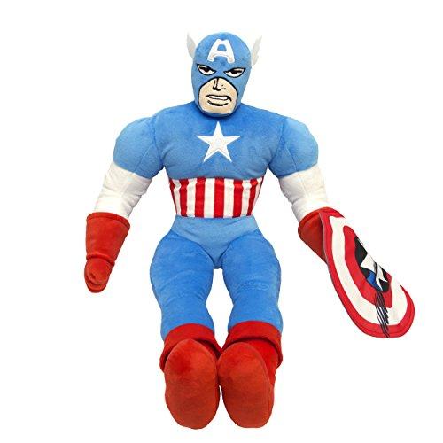 Marvel Comics Captain America Plush Pillow (Buddy Hub)