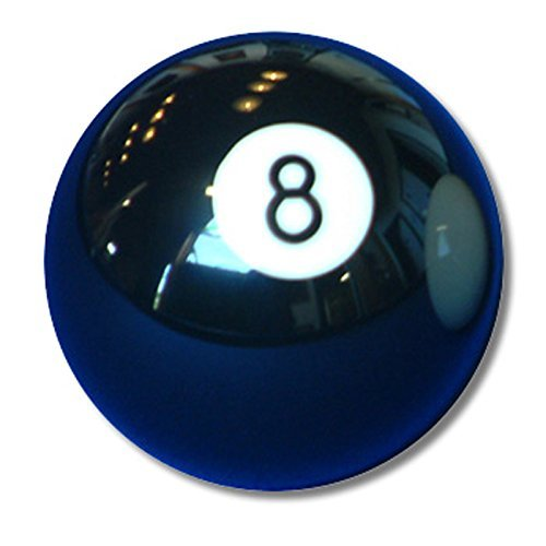 Boule ou Bille de Billard Noire Diamétre 50,8 mm - BCE