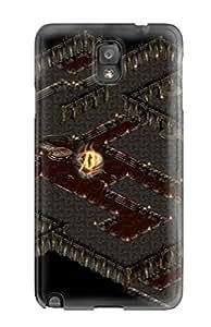 Heidiy Wattsiez's Shop Hot Case Cover Protector For Galaxy Note 3- Diablo 8038768K69557935