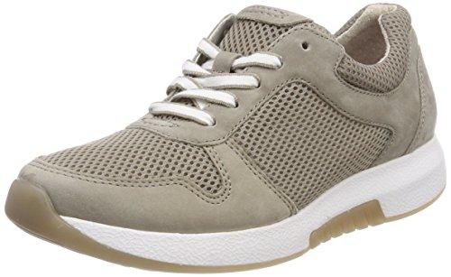 De Cordones Derby Marrn Mujer Rollingsoft visone Zapatos Gabor Shoes Para IwxqFwt